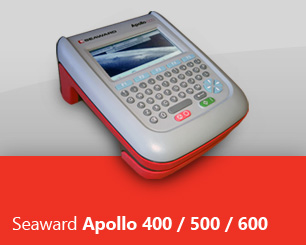 PAT Testing Software for your Seaward Apollo 600, 500 or 400